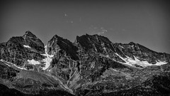 Ridges  [Explore 20-11-2016 !] (andbog) Tags: 1650mm selp1650 sony alpha ilce a6000 sonya6000 emount mirrorless csc sonya landscape paesaggio sonyα sonyalpha italy italia piedmont piemonte to canavese mountain montagna it sony⍺6000 sonyilce6000 sonyalpha6000 ⍺6000 ilce6000 ceresolereale peak vetta levannaorientale alpi alps alpigraie ridge cresta crinale natura nature parconazionaledelgranparadiso ridgeline monochrome bn bw biancoenero blackandwhite apsc sel oss widescreen 169 16x9 googlenikcollection silverefexpro2 explore inexplore explored over100fav