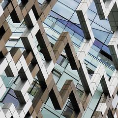 - structure - (Jacqueline ter Haar) Tags: structure square architecture thecube birmingham