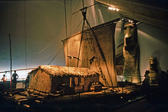 Olso - Kon-Tiki Museum - Ra II (astroaxel) Tags: norwegen oslo kontiki museum thor heyerdahl ra ii
