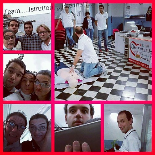 il Team .... no comment....😙😙😙 Grande Staff....