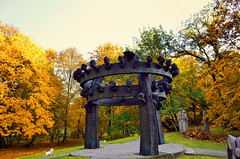 Park of Decjusz (joanna_l95) Tags: cracow krakow autumn fall park decjusz