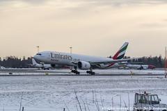 A6-EFF (4) (Christoffer Andersen) Tags: emirates ek boeing b777 b777f b777200 emiratesskycargo osl osloairportgardermoen oslo airplane