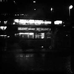 London Tales   Night bus (Nassia Kapa) Tags: dark night bus nightbus london streetlight nassiakapa londontales lonely street takenfrominsideabus