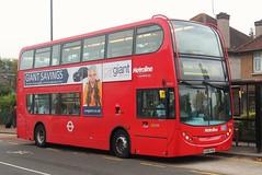Metroline: TE715 LK56FHH Alexander Dennis Enviro 400 (emdjt42) Tags: canonspark metroline bus te715 lk56fhh