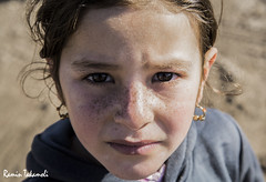 QQ (ramintakamoli) Tags: war children kids refuges isis iraq fight kurdistan yazidi people portrait yizadi outdoor clothes rain day refugees