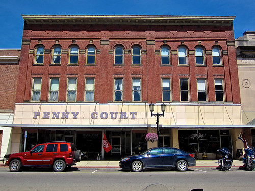Penny Court, Cambridge, OH