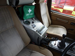 Range Rover 6X6 (K Garrett) Tags: rangeroverclassic rangerover landrover 6x6 fire engine manual