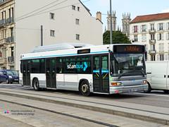 Heuliez GX317 - STAN 252 (Pi Eye) Tags: bus autobus nancy cugn grandnancy cgfte stan heuliez gx317 gnv cng erdgas