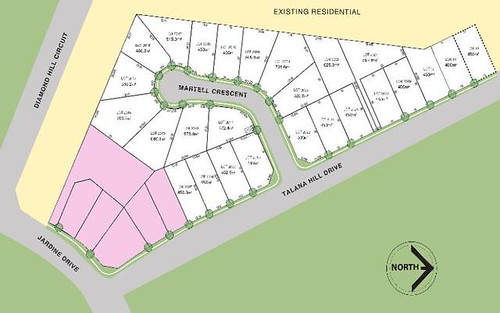 Lot 2018, Mustard Court, Edmondson Park NSW 2174