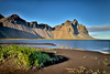 Uncouth nature of Iceland (Sizun Eye) Tags: vestrahorn iceland islande mountains montagnes sizuneye tamron2470mmf28 nikond750 longexposure poselongue leefilters leebigstopper nd1000 10stops getty gettyimages