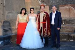 EDO_1743 (RickyOcean) Tags: wedding zvartnots echmiadzin armenia vagharshapat shush shushanik rickyocean nersessr shushmom