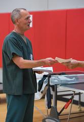 1636redgranite-16 (The Compass News) Tags: bishopricken redgranite inmates jail mercy ministry prison yearofmercy