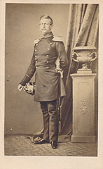 Photograph of Prince Frederick William of Prussia (Law Society of Upper Canada Archives) Tags: cartedevisite royalty prince germany prussia emperor uniforms