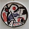 private collection, R.E., Amsterdam (Michiel Thomas) Tags: bordje plate small ceramics painted ware stoneware