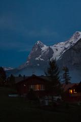 At dusk (mightymightymatze) Tags: switzerland schweiz suisse mrren bern berne berneroberland lauterbrunnen lauterbrunnental mountains mountain berge berg alpen alps alpes