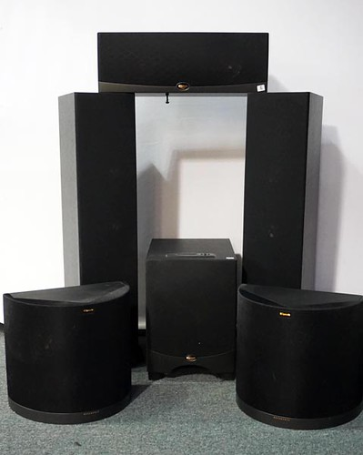 Klipsch Surround Sound System ($476.00)