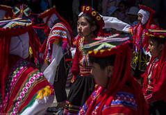 puno girl in circle (juiceSoup) Tags: puno bolivia lake titicaca