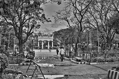 Plaza (Beegee49) Tags: central plaza park bacolod city philippines