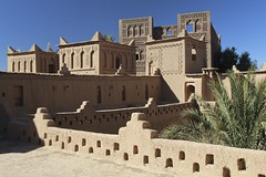 Kasbah de Skoura, Maroc (Baptiste L) Tags: skoura kasbah maroc morocco