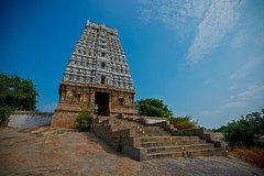 "Oppilamanisvarar Temple (Arakandanallur-Araiyaninallur)-South Arcot District-Tamilnadu-India (Kalai ""N"" Koyil) Tags: nikon d 5200 tokina 1116mm 2016 arakandanallur araiyaninallur rockcut cavetemple structuraltemple kalai n koyil oppilamanisvarar tirukkoyilur taluk thiruvannamalai southarcot district tamilnadu southindiantemple architecture kulottunga chola 3"