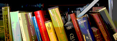 Books (pips.armstrong) Tags: books posterized manchester