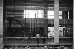 Who's watching who ? (N A Y E E M) Tags: staff annex building afternoon light silhouette radissonblu hotel chittagong bangladesh