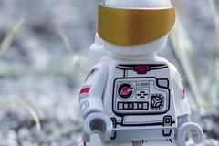 Strange (yudho w) Tags: lego astronaut adventure minifigure