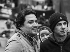 Selfie Time 3 (C@mera M@n) Tags: blackandwhite city manhattan monochrome ny nyc newyork newyorkcity newyorkphotography people places timessquare urban outdoors peoplewatching