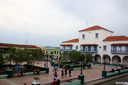 Plaça Céspedes, Santiago de Cuba - Céspedes Sqare, Santiago de Cuba
