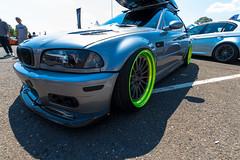 IMG_5138.jpg (unknXwn) Tags: show new hot green classic car wheel modern vintage wide nj sigma bmw m3 rim ultra bimmerfest