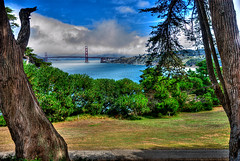 TG 15 08 11 010 (pugpop) Tags: sanfrancisco california vacation fog pacificocean goldengatebridge landsend shore hdr marinelayer 2015 lincolnhwy