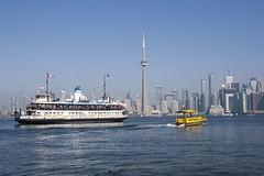 Toronto Skyline (Marco Manna Photography) Tags: summer toronto ontario canada skyline lakeontario torontoislands skylinetoronto