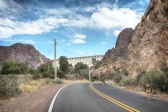 Camino al valle grande1 (facubertelli) Tags: viaje naturaleza argentina grande san camino valle mendoza rafael hdr