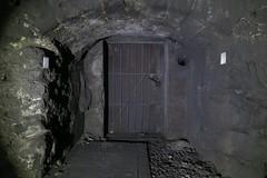 Göschenen - Old Gotthard Tunnel (Kecko) Tags: door railroad schweiz switzerland suisse swiss kecko railway tunnel sbb svizzera bahn uri türe sangottardo gotthard 2015 innerschweiz zentralschweiz nische gotthardtunnel göschenen eisenbahntunnel swissphoto railtunnel scheiteltunnel sicherheitsnische