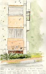 August 23rd Mostar flats