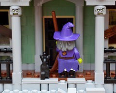Monsters (Lost Star) Tags: halloween lego monsters hauntedhouse minifigures series14
