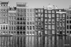 Waterfront [Explore | 13. Sept. 2015] (Q-BEE) Tags: city blackandwhite amsterdam port harbour front explore greyscale centraal dok