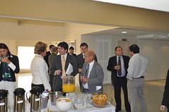 Recepção de convidados