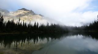Royal Lake at dawn