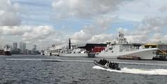 Warships (10) @ RVD 17-09-15 (AJBC_1) Tags: uk england london boat ship unitedkingdom military navy vessel frigate corvette nato warship royalvictoriadock minesweeper eastlondon rn canadianarmedforces royalnavy mcv nikond3200 newham dsei opv britisharmedforces indiannavy royaldocks f51 royalcanadiannavy canadiannavy m39 guidedmissilefrigate excelexhibitioncentre germannavy militaryvessel patrolboat navalvessel type23frigate halifaxclass londonboroughofnewham f234 belgiannavy hmshurworth hmcswinnipeg ludwigshafenamrhein deutschemarine minehunter patrolvessel londonexcelcentre p901 k130 offshorepatrolvessel f264 ffh338 braunschweigclass instrikand dsei2015 dlrblog londonsroyaldocks ajc shipsinpictures bnscastor belgianarmedforcesnavalcomponent bundeswehrnavy