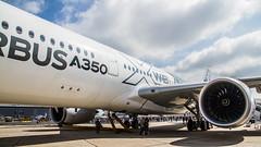 F-WWCF Airbus A350 @ LBG (Thomas Ranner) Tags: paris france airbus lebourget parisairshow a350 siae xwb a350xwb a350900 fwwcf airbusgroup
