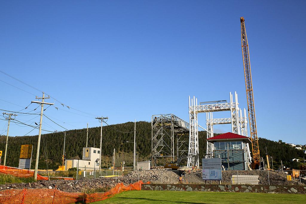Overhead Crane Newfoundland : The world s best photos of crane and dragline flickr