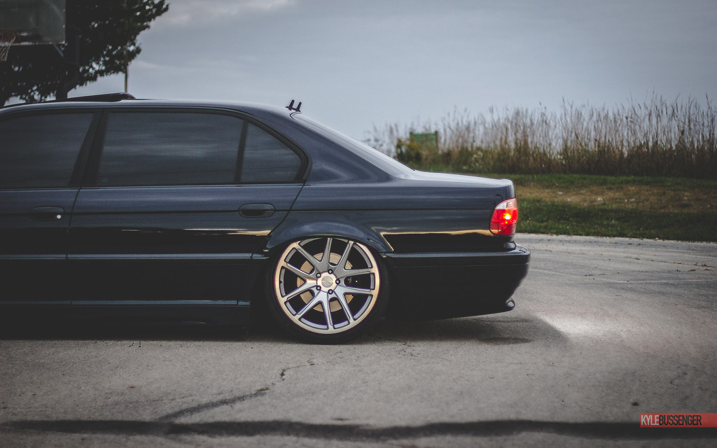740iL Kbuss Tags Chicago Bmw Static Sna Bimmer Versiontwo E38 740il Stanceworks