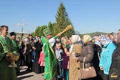 46. The commemoration day of St Sergius of Radonezh in Bogorodichnoe village / Праздник Прп. Сергия Радонежского в Богородичном