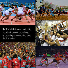 MBAonEMI-09-10-2015-Fact (info_mbaonemi) Tags: india sport team like player goals win worldcup kabbadi sportsnews igers