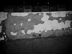 Hamburg - Hammerbrook (chicitoloco) Tags: door urban abstract art station animal vertical horizontal train crossing hamburg platform gap rorschach mind caution spatial taking between abstrakt the hammerbrook sbahnhof rohrschach hammerbrookstrasse bahnsteigkante hammerbrookstrase s3hammerbrook