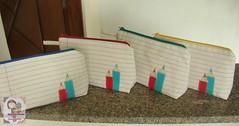 Caderno....estojo (Ma Ma Marie Artcountry) Tags: handmade pencilcase estojo necessaire estojoescolar