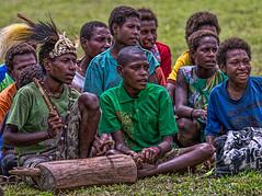 Drummer, Bien Village, Papua New Guinea (bfryxell) Tags: drummer papuanewguinea singsing oceania melanesia sepikriver bienvillage