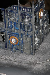 Warhammer 40k battlefield layout (szogun000) Tags: game canon landscape layout scenery models gaming warhammer battlefield diorama tabletop warhammer40000 warhammer40k gamesworkshop wh40k wargaming canoneos550d canonefs18135mmf3556is