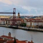 Portigalete, puente colgante, pont suspendu de Biscaye thumbnail